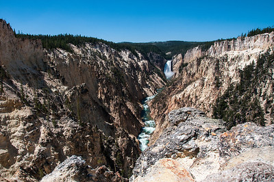 Yellowstone - Lower Falls