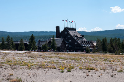 Yellowstone - Old Faithful Inn