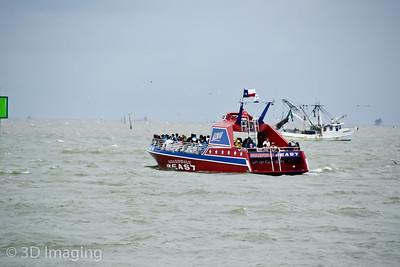 Texan's Appreciation Day at Kemah Boardwalk