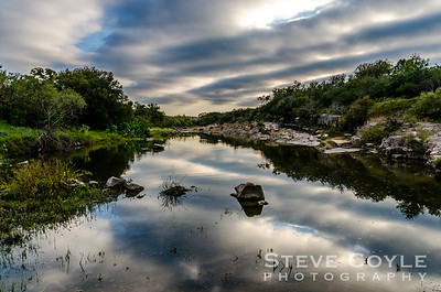 Hill Country Reflections