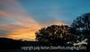 Sunset at Johnson Creek RV Resort