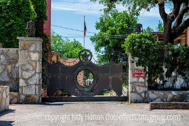 Metal Gate in Kerrville, TX