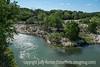 View from Johnson Creek RV Resort