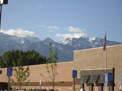 Idaho and the Sawtooth Range