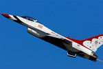 Cpt. Aaron Jelinek Thunderbirds, Wings Over Houston, Ellington Air Force Base 2010