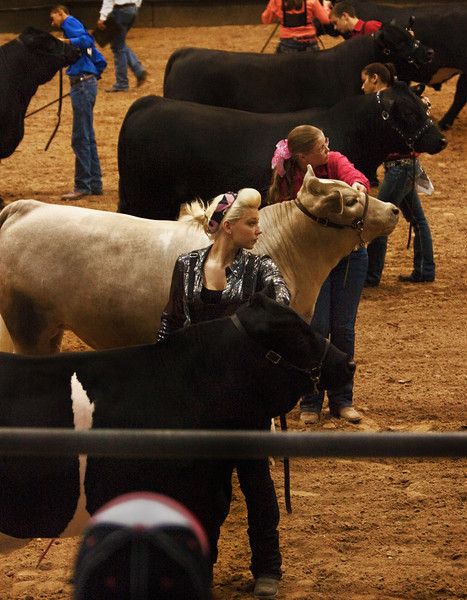 Beauty And The Beasts -Pasadena Rodeo 2012