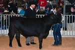 Kylie Bama and the Judge at the Future Farmers of America 2012 Competition