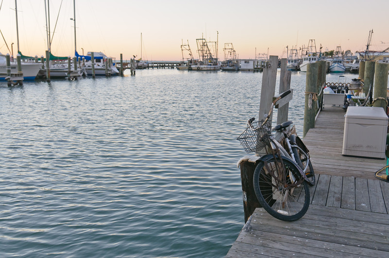 Bike Moaring