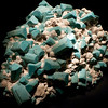 Microcline v. Amazonite & Albite<br /> <br /> Houston Museum of Natural Science