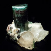 Elbate & Quartz<br /> <br /> Houston Museum of Natural Science