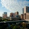Skyline from Rotary House, Houston