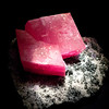 Rhodochrosite<br /> <br /> Houston Museum of Natural Science