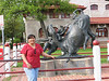 At the Stockyards