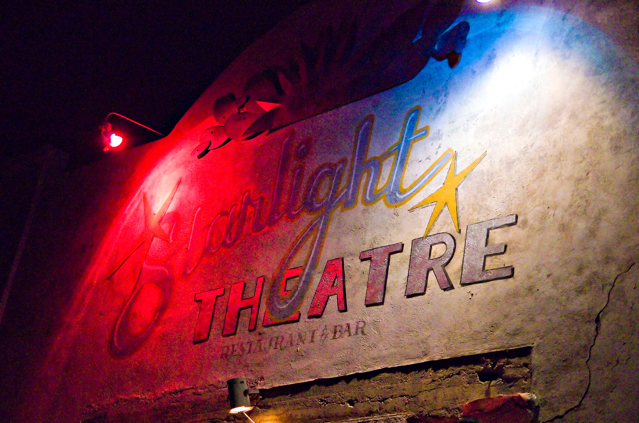 Starlight Theatre Restaurant and Bar, Terlingua, TX.