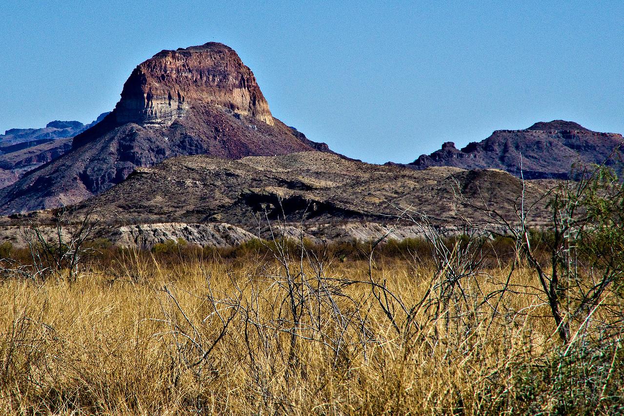 Cerro Castellan.