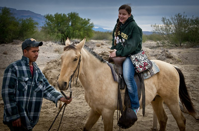 Transportation to Boquillas