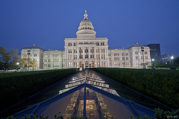 Texas State Capital in Austin,TX