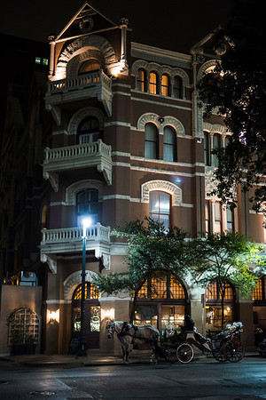 Driskell Hotel - Sixth Street - Downtown - Austin - Texas - USA