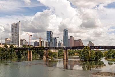 Austin Texas City Scape
