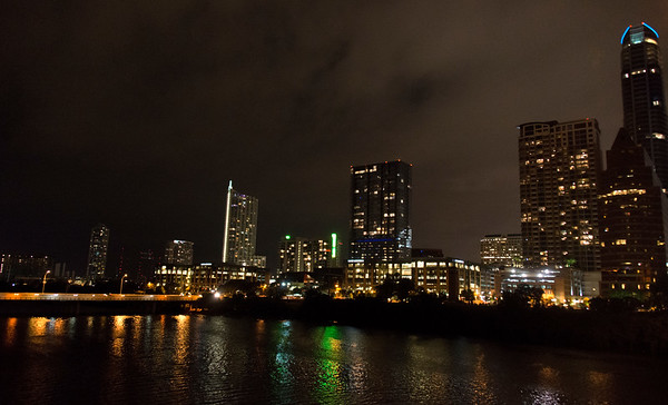Downtown Skyline of Austin, Texas - Professional Skyline Photography