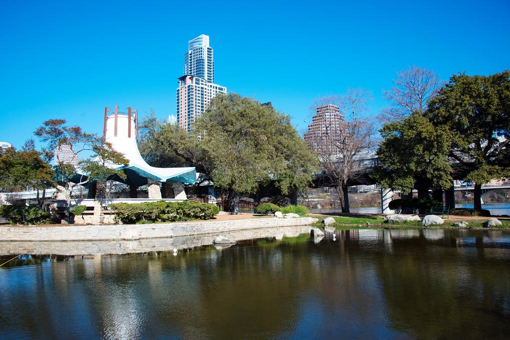 Auditorium Shores - Austin - Texas - USA
