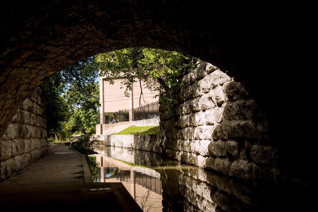 Waller Creek - Downtown - Austin - Texas - USA