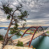 Pennybacker Bridge on the 360 Loop in Austin, TX