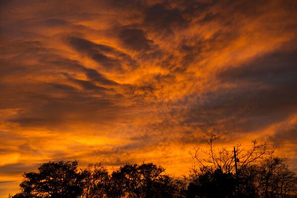 Austin, Texas Sunset - Professional Photography