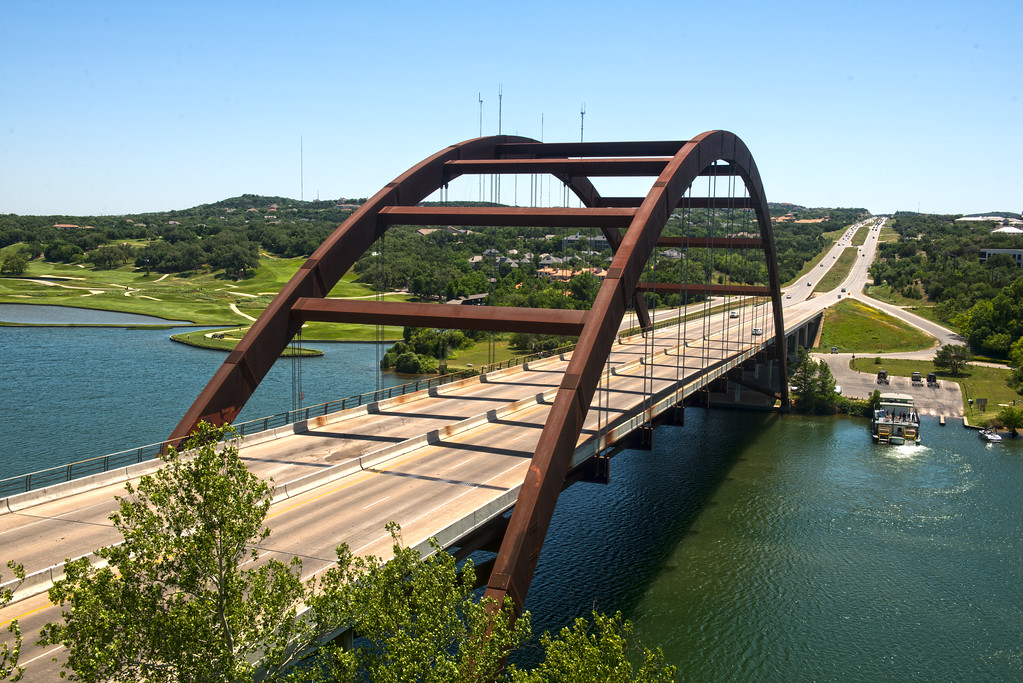 Pennybacker Bridge - 360 Bridge - Austin - Texas - USA