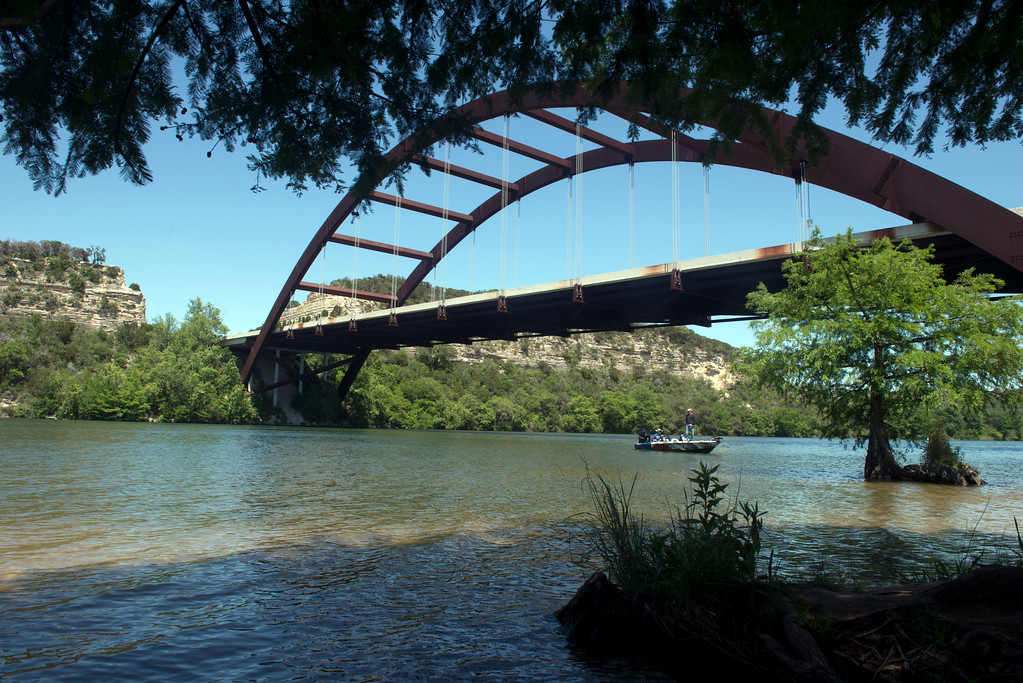 Pennybacker Bridge - 360 Bridge - Austin - Texas - USA