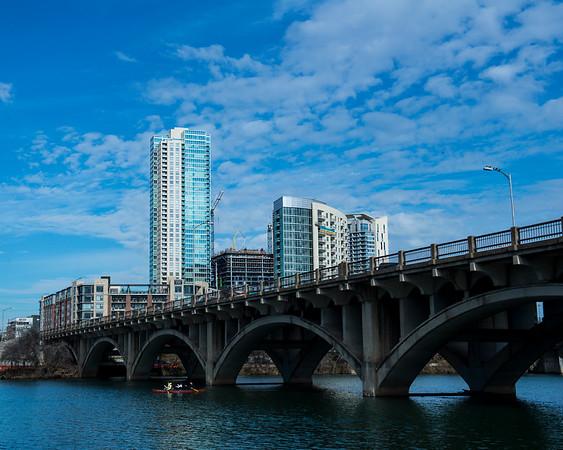 Downtown - Austin - Texas - USA