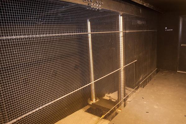 Pit Platform Lift
