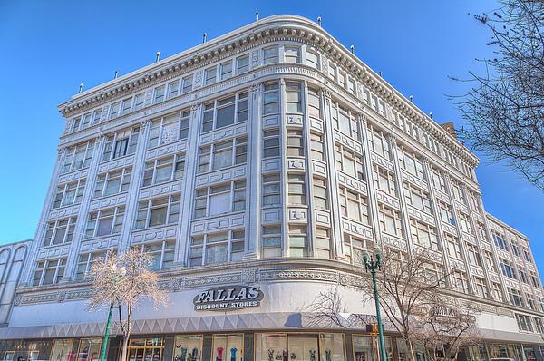 Fallas Dept store in El Paso, TX