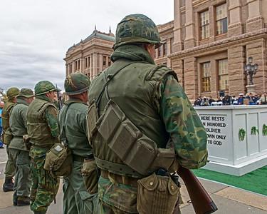 Veteran's Day 2014 - Texas Capitol Building