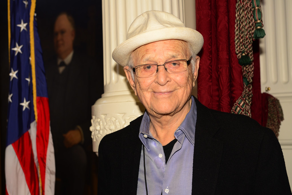 Norman Lear - Professional Portrait Photography