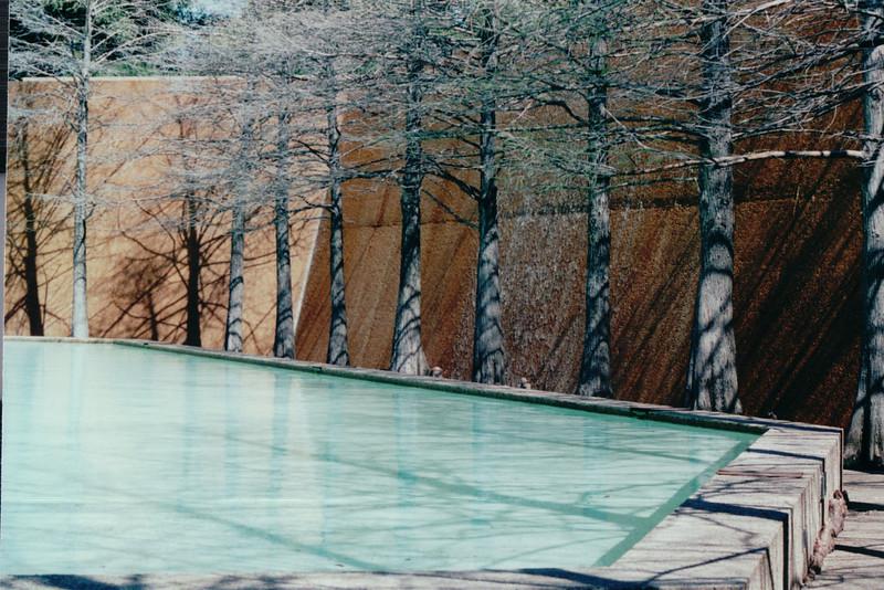 Water Gardens - Fort Worth, TX  3-11-00