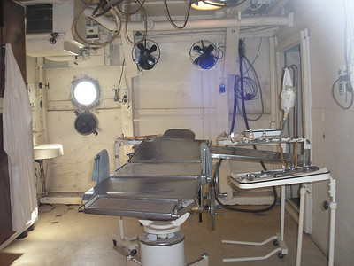 Ships Operating Room