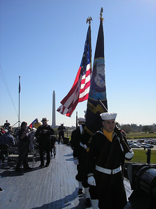 This color Guard was of Sea Cadets on December 6th 2008, the Texas Pearl Harbor Ceremony