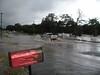 Leon Creek Flooding, Boerne Stage Road, San Antonio, 16 Aug 2007