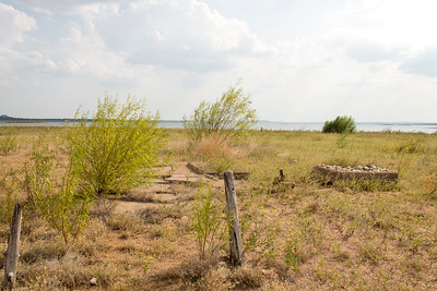 Old Bluffton - Ghost Town - Lake Buchanan - Texas