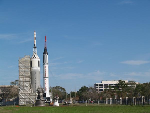 Rocket Park, NASA