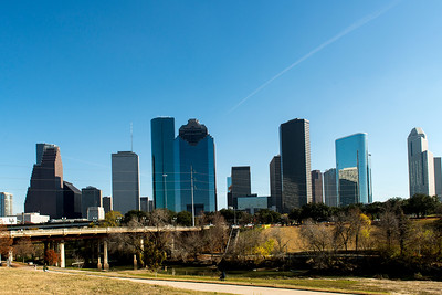 Houston Skyline, Texas