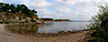 Eisenhower State Park, Lake Texoma. At the Swimming Beach.