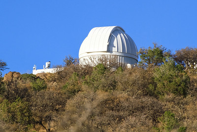 McDonald Observatory - Davis Mountains