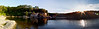 Eisenhower State Park, Lake Texoma. Down below Shelters 6 & 7.