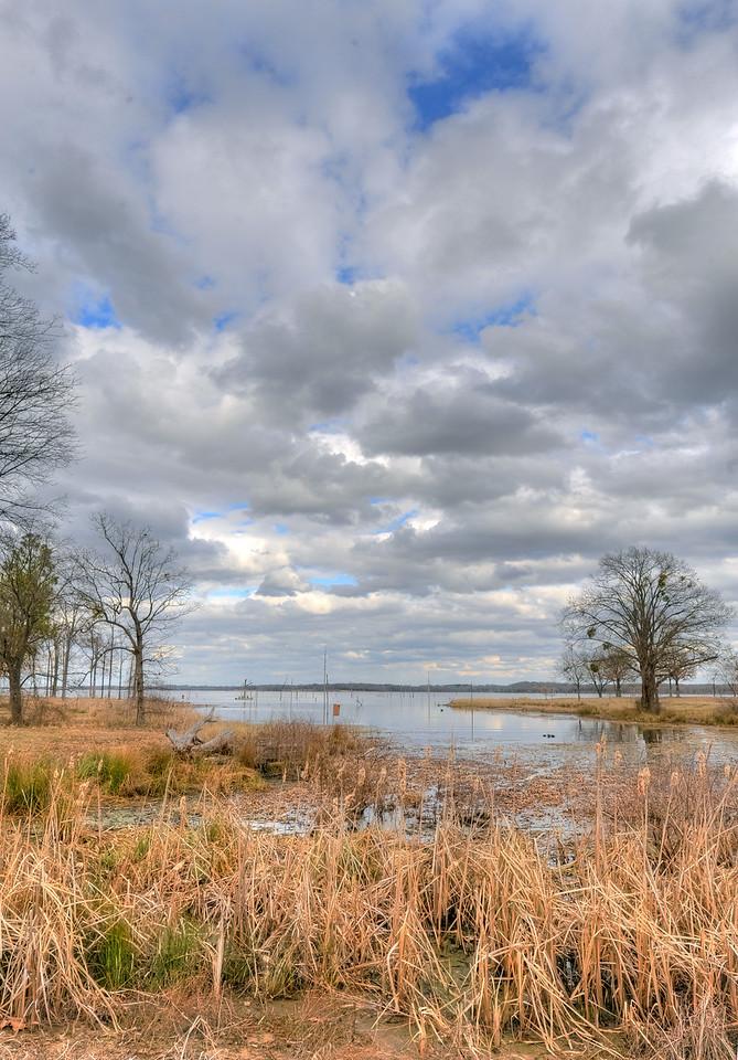 Lake Fork Reservoir
