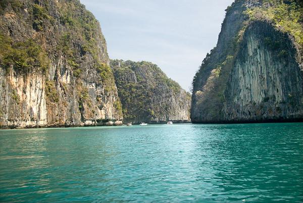 Maya Bay, Phi Phi Ley Island