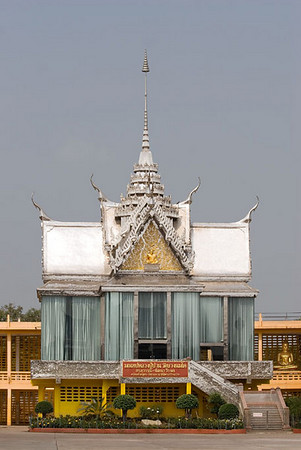 Wat Chantaram, Uttai Thani
