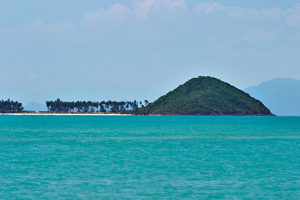 Island off Thong Sala