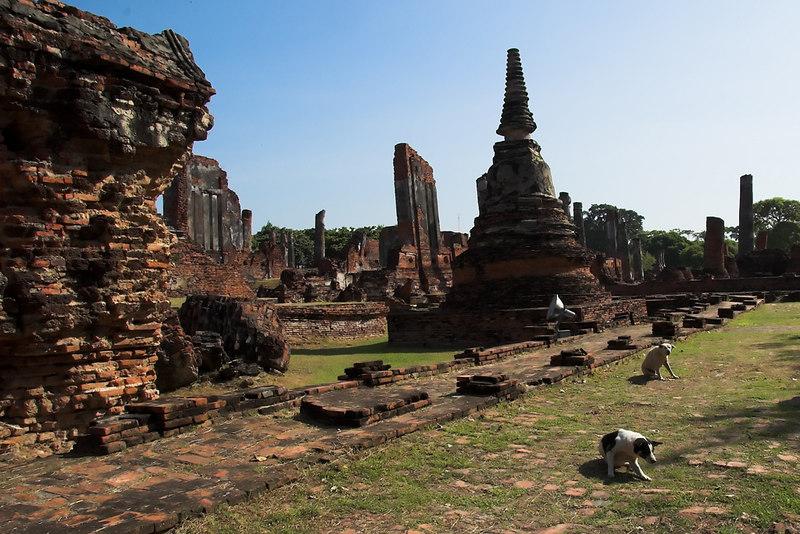 Ayuttaya - Ancient Capital of Thailnad